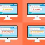 computer security, malware, viruses