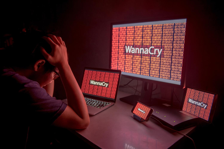 anti-virus software, data security