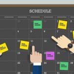 ganttic scheduling
