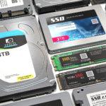 SSD Storage, SSDs